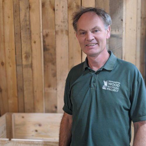 Peter Wynn Southampton Wood Recycling Project