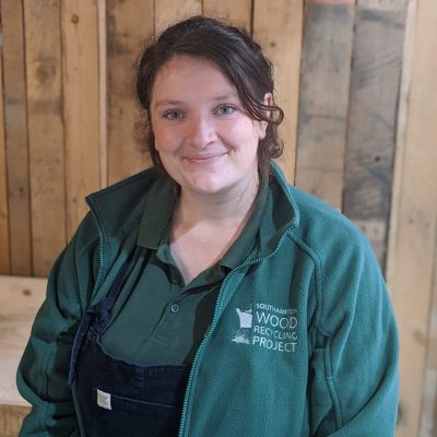 Rachael Clark Southampton Wood Recycling Project