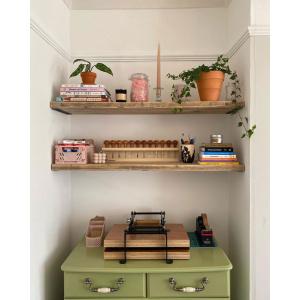 Alcove Rustic Shelves