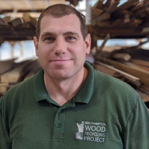 John Bennett Collections and Yard Manager | Southampton Wood Recycling Project