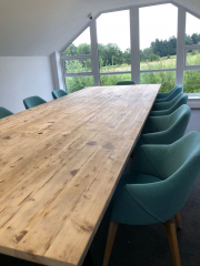 Boardroom Table for Forth Engineering, Hampshire