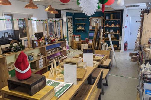 Southampton Wood Recycling Shop
